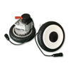 (Groove) Wheelchair Motor with 10 Inch Solid Tire